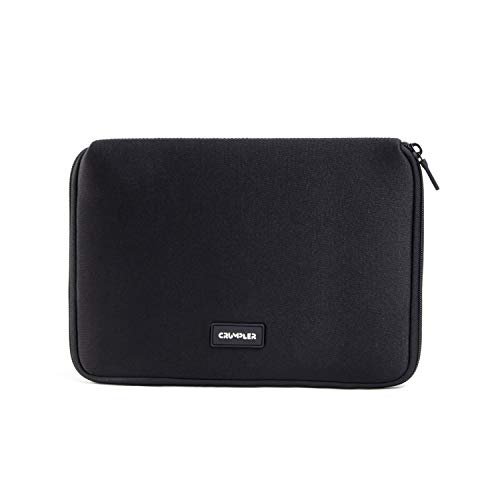 Crumpler Neopren Laptop-Schutzhülle Base Layer 13 Zoll, ideal für MacBook Pro 13'' 2016-2019 und MacBook Pro Air 13'' 2019, schwarz BLA-LAPT-13-01-001