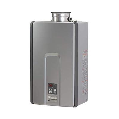 Rinnai Outdoor Tankless Hot Water Heater / RL75eN / Natural Gas / 7.5 GPM