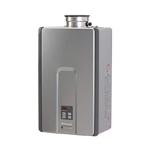 7.5 GPM RL Series HE+ Indoor Tankless Hot Water Heater by Rinnai