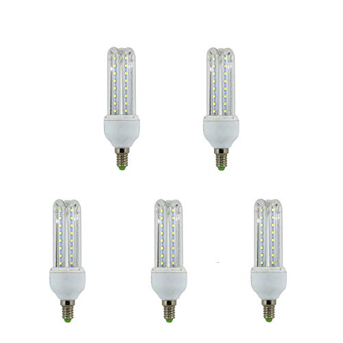 LED-lamp 3U buis E14 9W