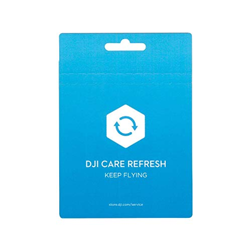 DJI Osmo Pocket - Care Refresh, VIP Serviceplan Osmo Pocket, bis zu zwei Ersatzprodukte innerhalb von 12 Monaten, Abdeckung von Sturz- und Wasserschäden, Aktiviert innerhalb von 30 Tagen