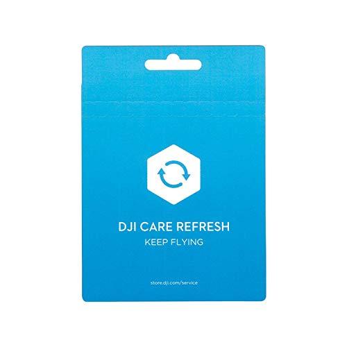 DJI Mavic Mini - Care Refresh, Garantie für Mavic Mini, bis zu zwei Ersatzprodukte innerhalb von 12 Monaten, schneller Support, Abdeckung von Sturz- und Wasserschäden, Zubehör für Mavic Mini