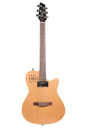 Godin A6 Ultra II Natural SG E-Gitarre