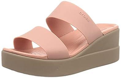 crocs Women's Pale Blush Fashion