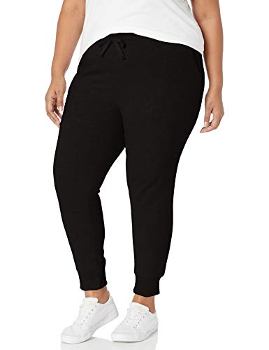 Amazon Essentials Plus Size French Terry Fleece Jogger Sweatpant - athletic-apparel Mujer