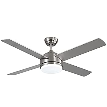 Best ceiling fan brushed nickel Reviews