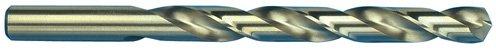 Morse Cutting Tools 17641 - Jobber Length Drill Bit - 4.7 mm, Cobalt, 59 mm Flute, 135 ° Point, 89 mm OAL, Pack of 15