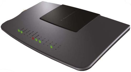 Telekom Eumex 620 LAN TK-Anlage 1xS0-ext. 6xa, b USB, V.24, LAN grau
