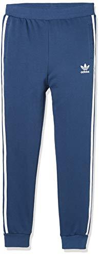 adidas Originals Pantalon trèfle pour enfant - bleu - Taille S