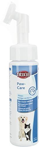 Trixie 25700 Pfotenreiniger mit Bürste, 200 ml