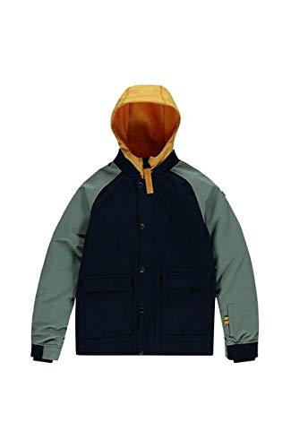 ONeill Decombe-bomber chłopięce kurtki śniegowe niebieski atrament Size 116