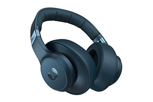 Fresh 'n Rebel Clam ANC DGTL | Over-ear Bluetooth koptelefoon met actieve ruisonderdrukking Clam ANC DGTL blauw (steel blue)