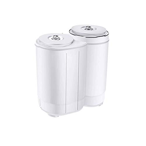 Mini Portable Washing Machine Twin Tub Washer and Dryer Compact Machine Clothes Washer Mini Laundry Machine Baby Cloth Washing SZWHO