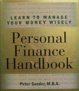 Personal Finance Handbook 0760784000 Book Cover