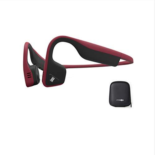 Aftershokz Trekz Titanium - Auriculares de conducción ósea inalámbricos Open-Ear (Orejas Libres)...
