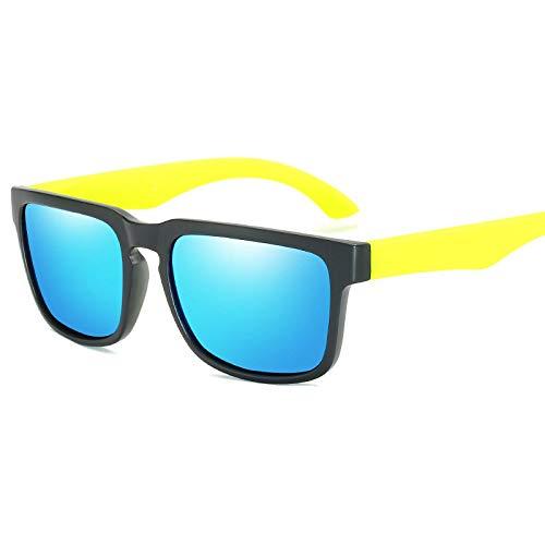 NJJX Hombres Mujeres Gafas De Sol Polarizadas Clásicas Retro Conducción Gafas DeSolSombrasGafas De Sol 07