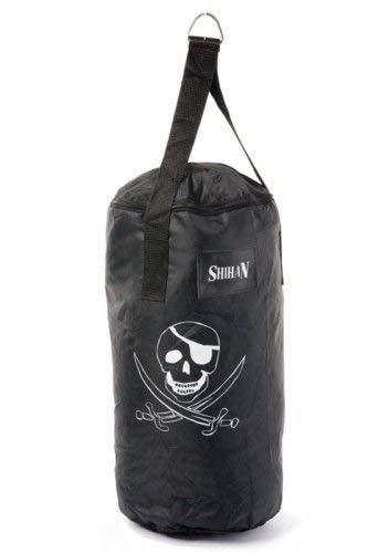 Allenamento sacco da boxe 0.6m 'PIRATI' Arti Marziali,Kickboxing Sacco Boxe (Onu-riempito)