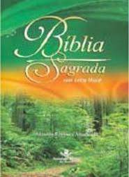 Paperback Bíblia Sagrada com Letra Maior - Floresta Book