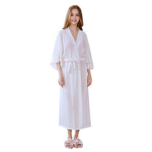 Crystallly pyjama dames Corduroy broek dikker reizen mode comfortabele pyjama Robes eenvoudige stijl Dressing Gowns Unisex zacht katoen Nachtkleding Loungewear Housecoat Plus Size