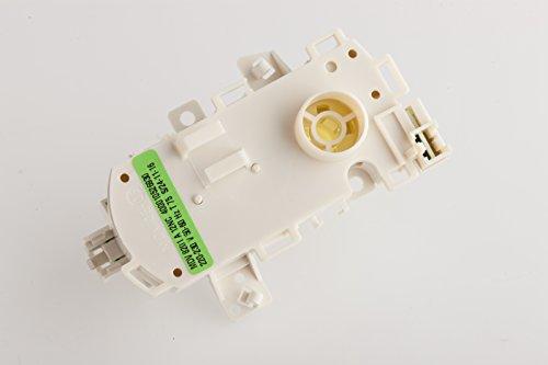 daniplus Drehschieber an Umwälzpumpe passend für Bauknecht Whirlpool IKEA Spülmaschine, Geschirrspüler 481010745146