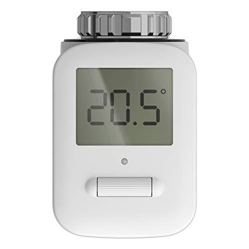Telekom Smarthome Heizkörperthermostat mit LCD Display - weiß