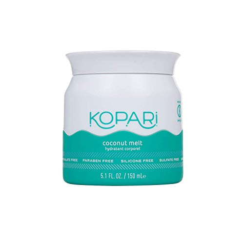 Kopari Organic Coconut Oil - 100% Organic Coconut Oil