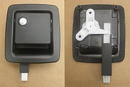 Trimark 060-0400 Flush Mount Baggage Lock 12054-37 (Key TM500 Not Included)