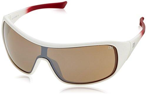 Dice Sonnenbrille, White matt, One Size