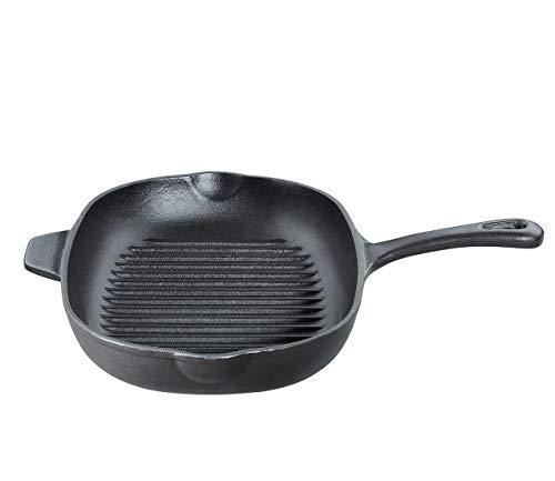 Küchenprofi 407851032 Grillpfanne-Kp407851032 Grillpfannen, 18/8 Edelstahl
