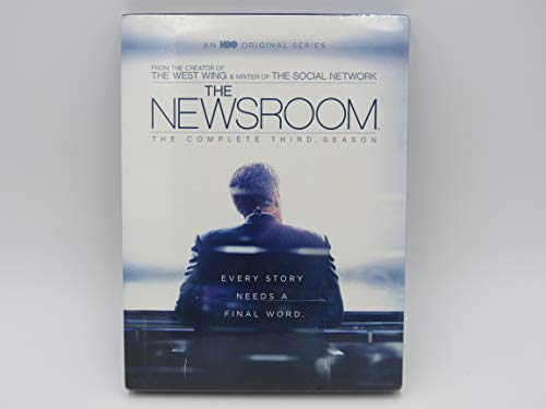 The Newsroom: The Complete Third Season DVD Box Set