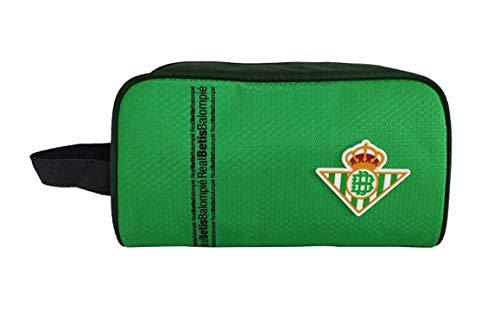 Neceser del Real Betis. Medidas: 26X12X15CM