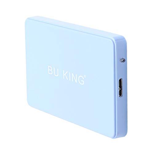 balikha Type-c to USB3.0 Portable External Mobile Hard Drive for Computer 2T