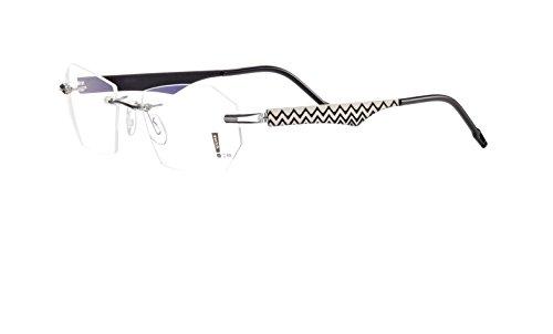 Preisvergleich Produktbild switch it Tauschbügel Wechselbügel Garnitur combi 3161 in der Farbe schwarz-silber