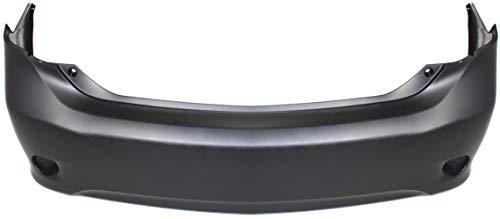 09 toyota corolla rear bumper - 2