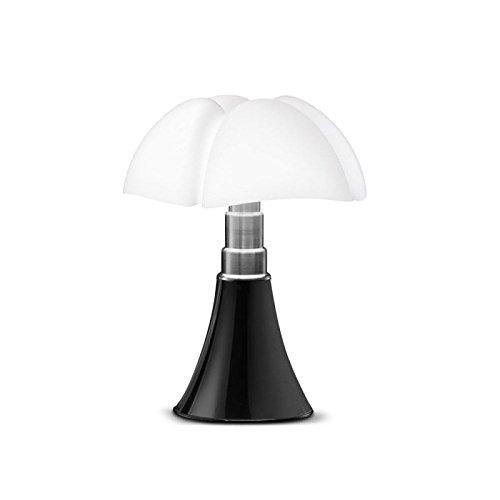 Lampe de table Pipistrello de Bat et le plancher Martinelli Luce - Testa di moro, Standard