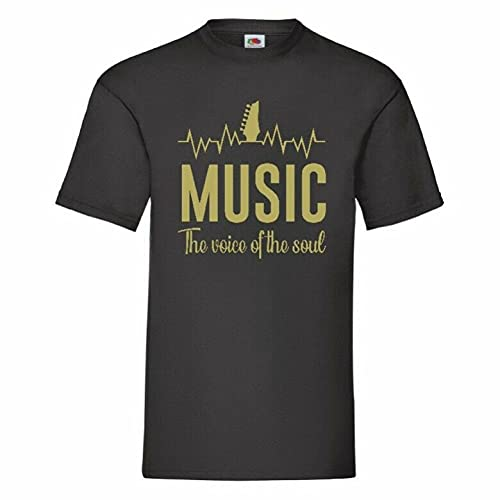 RUI - K25 Music The Voice of The Soul T Shirt 12 Colours To Choose FromBlackL