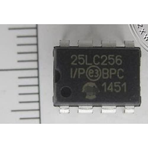 Anncus 24LC256-I P low-pricing 24LC256 Max 78% OFF Module DIP-8