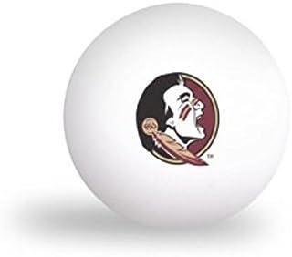NCAA Florida State University Seminoles 6 pack Ping Pong Balls