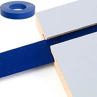 BLUE VINYL INSERT FOR SLATWALL