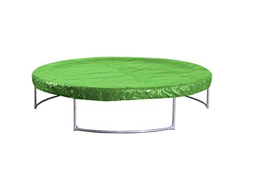 Hudora Regenadeckung für Trampolin, grün, 480 cm, 65023