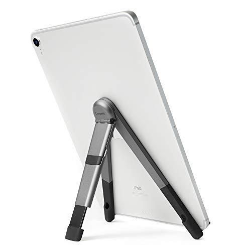 Twelve South Compass Pro for iPad | Portable Display Stand with 3 Viewing/Typing Angles iPad and iPad Pro