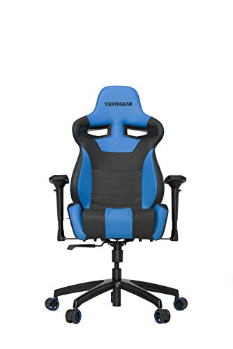 Vertagear S-Line SL4000 Racing Series Gaming Chair - Black/Blue (Rev. 2)