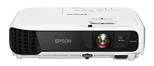 Epson EX5250 Pro Wireless color Brightness 3600 Lumens White 3LCD Projector (Certified Refurbished) Photo #2