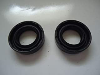 Lawnmowers Parts New Genuine OEM Tuff Torq Axle Seals 187T0134280 19216334280 for K46 & K51 + (Free E-Book) A Complete Guidance to Take Care of Your Lawn