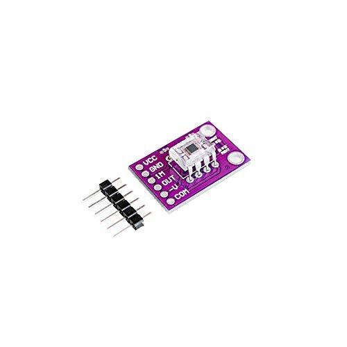 DollaTek CJMCU101 OPT101 Analoger Lichtsensor Lichtintensitätsmodul Monolithische Fotodiode