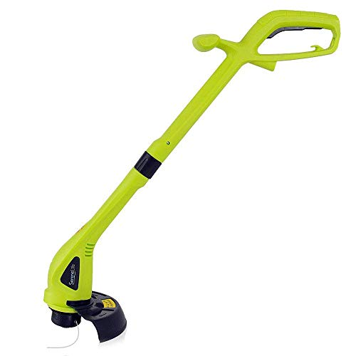Great Features Of Electric Weed Wacker Trimmer Edger - 21 2.3A High Powered Handheld Weed Wacker Gr...