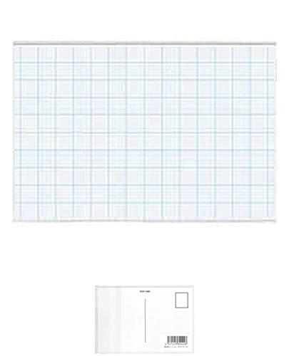 コクヨ ナフ-25 名刺型名札50×75mmピン・クリップ両用型 おまとめセット【3個】 + 画材屋ドットコム ポストカードA