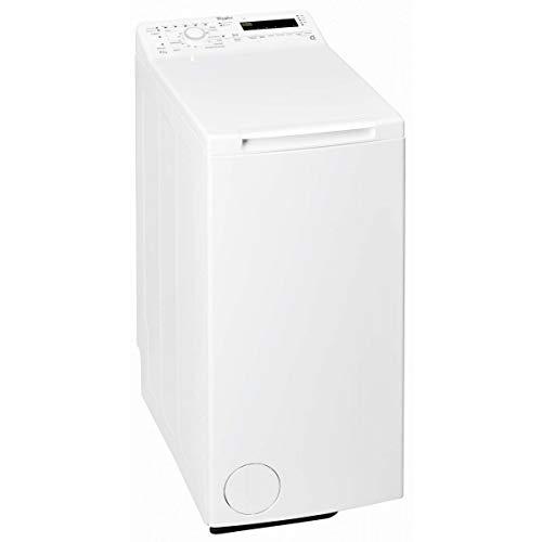 Lave linge Top Whirlpool TDLR70211 - Lave linge - Pose libre - capacité : 7 Kg - Vitesse d'essorage maxi 1200 tr/min - Classe A+++
