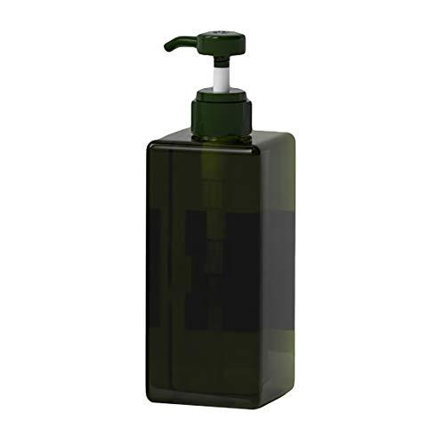 Bodhi2000 Bouteilles à pompe pour shampooing et après-shampoing en plastique vides 650 ml