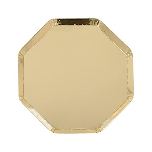 Meri Meri Gold Side Plates